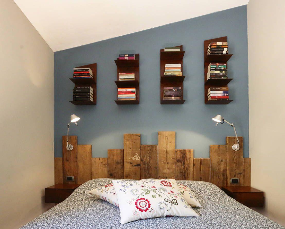 Idee creative per testiere del letto fai da te - Immagine 609045 ...
