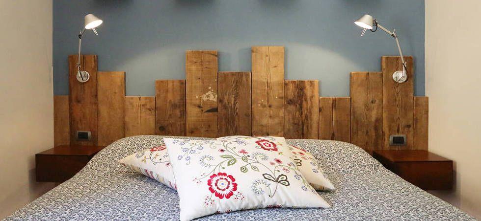 Idee creative per testiere del letto fai da te
