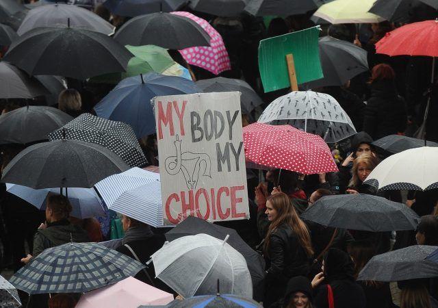 Il mio corpo, la mia scelta