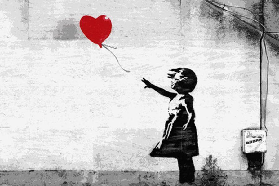 Il mistero delle opere di Banksy...