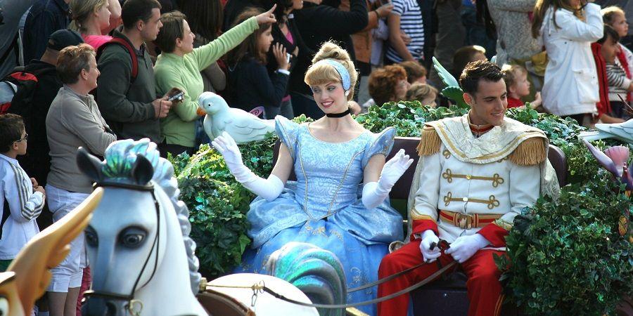 Cenerentola con il suo Principe