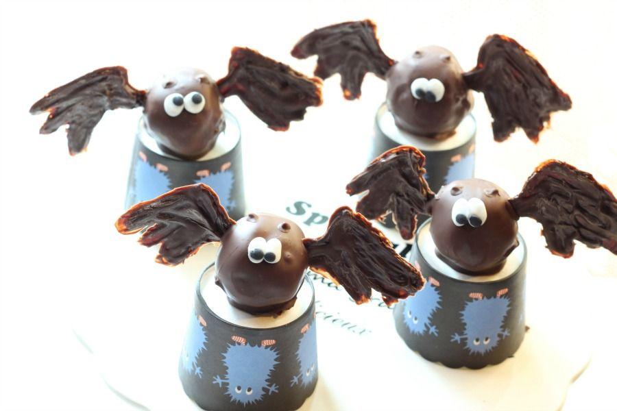 Cake pops Vampirelli