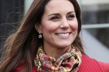 Le sneakers preferite da Kate Middleton sono italiane