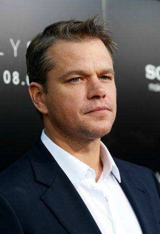 Matt Damon, il marziano o Jason Bourne se preferite: pagato 55 milioni di dollari