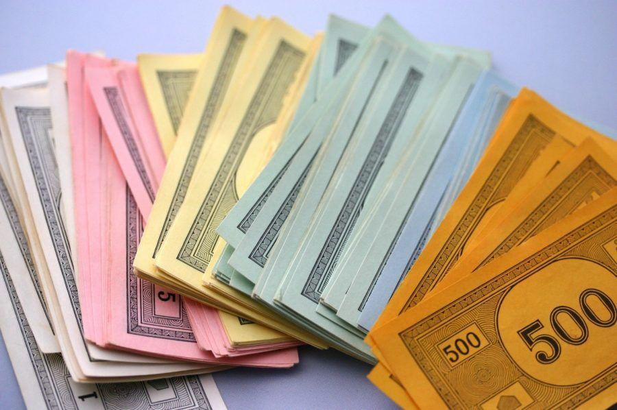 I mitici soldi di Monopoly!