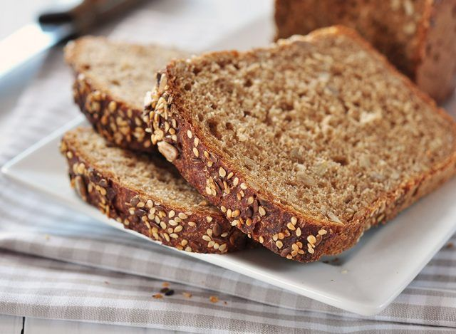 Pane di farina integrale