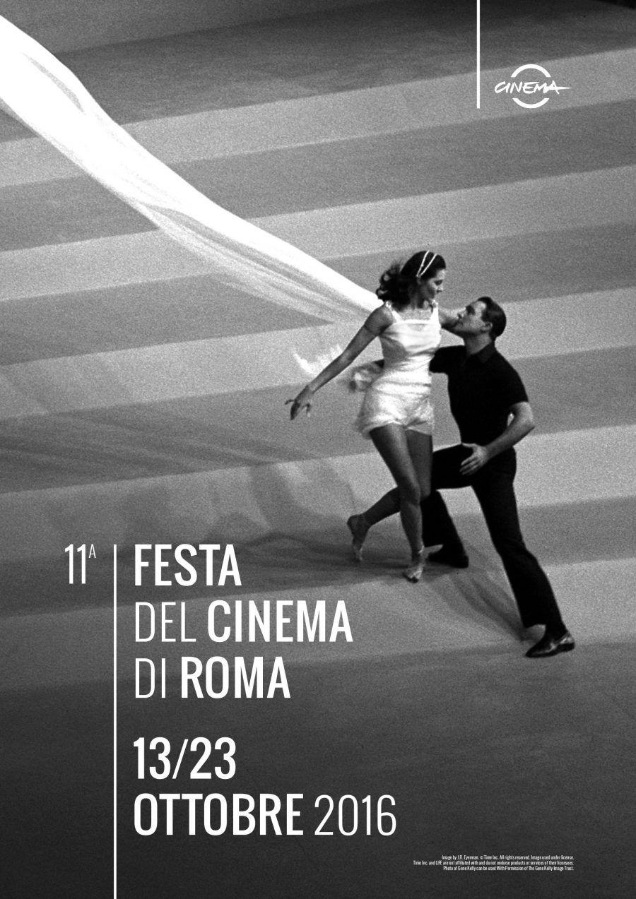 Poster Festa del cinema di Roma 2016