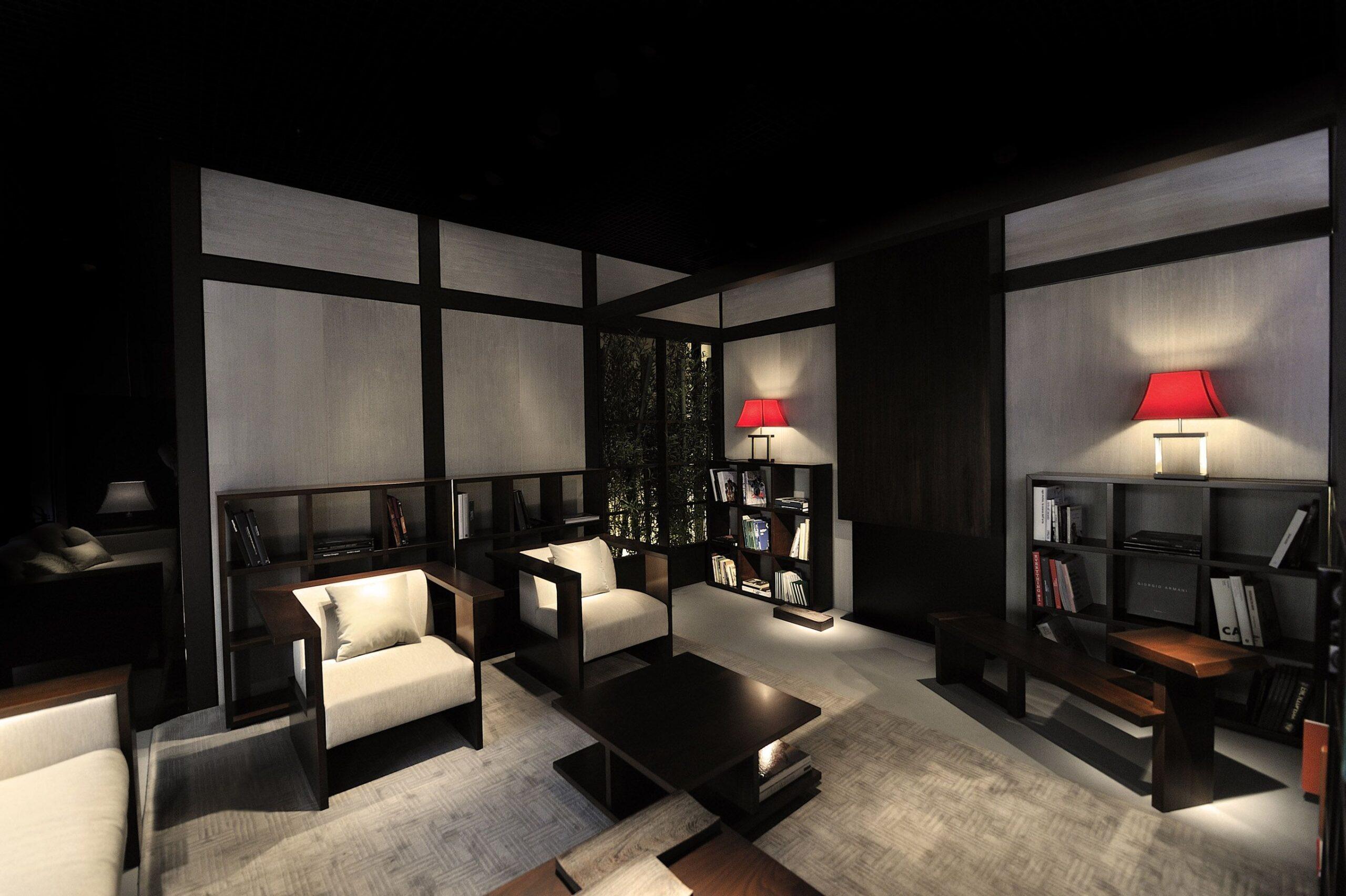 Una casa firmata Armani, Missoni e Ralph Lauren