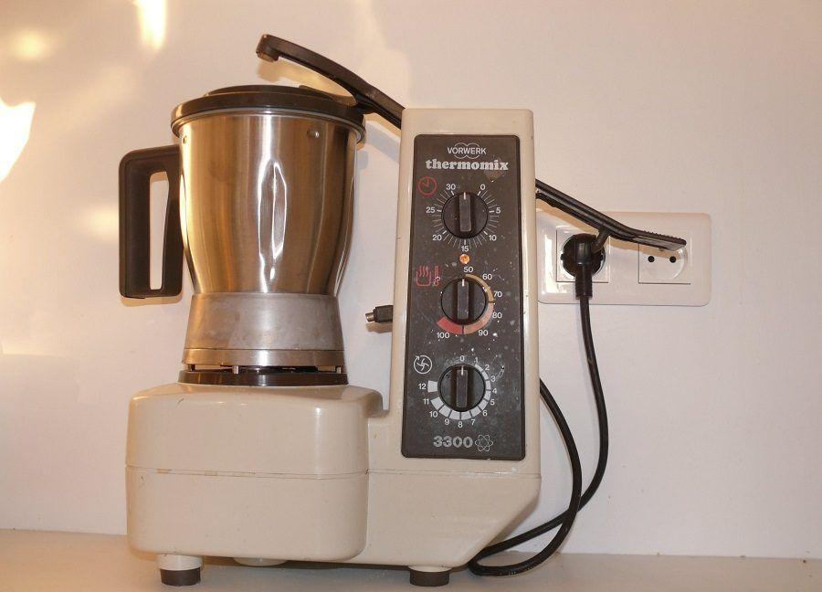 L'apparecchio da cucina Bimby
