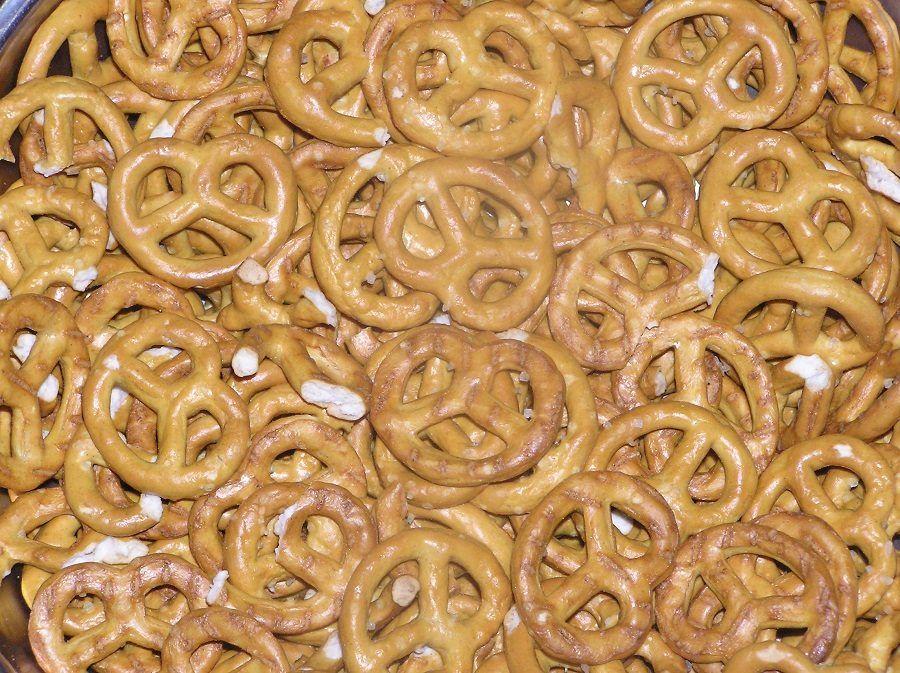 Alternativa salata ai dolci di Halloween: i Bretzel
