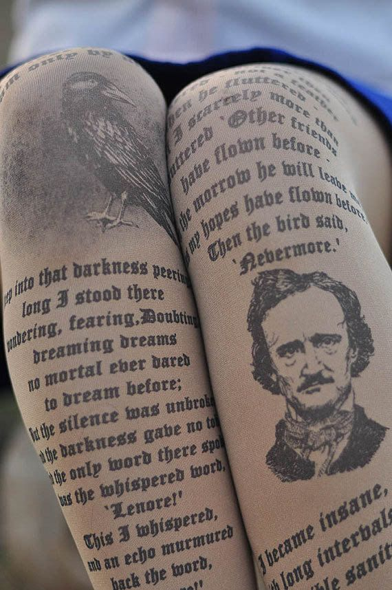 Come alcuni di Egar Allan Poe