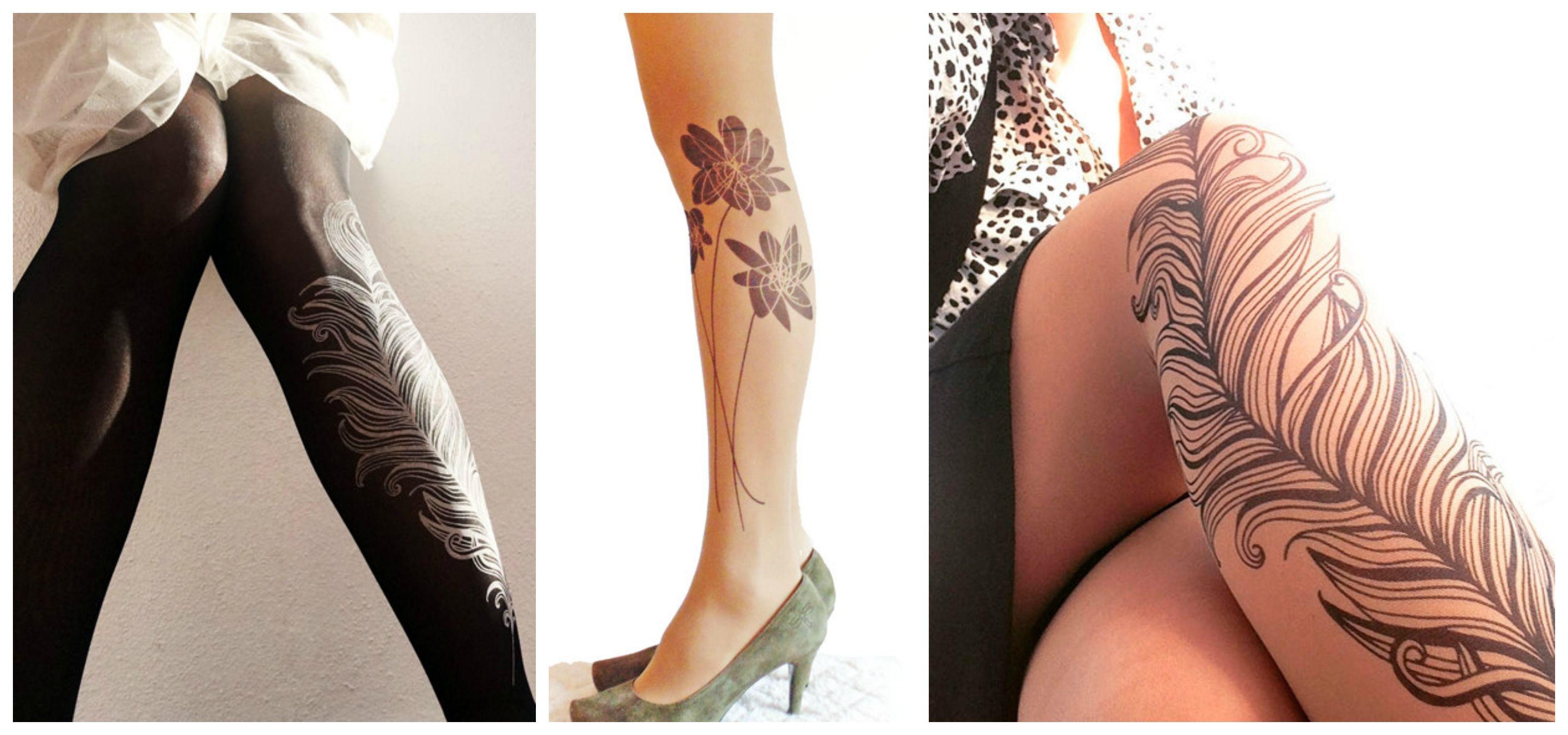 calze tattoo
