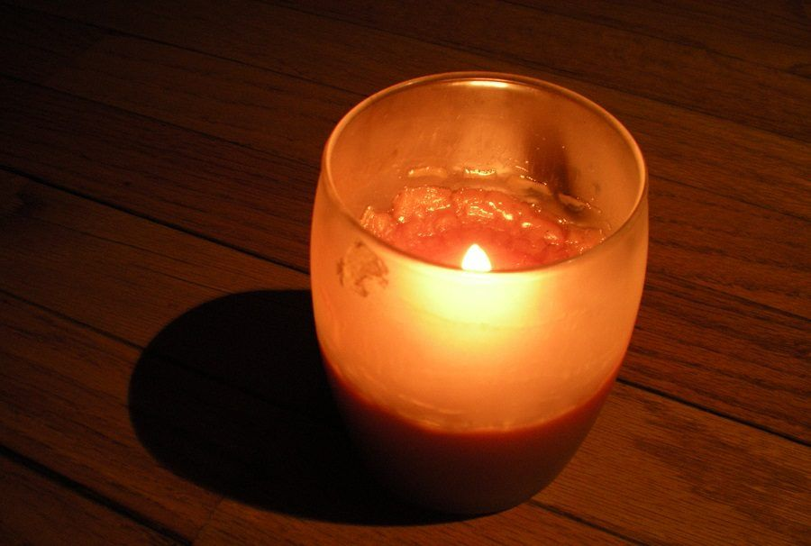 Evitate le candele come bomboniere per i matrimoni