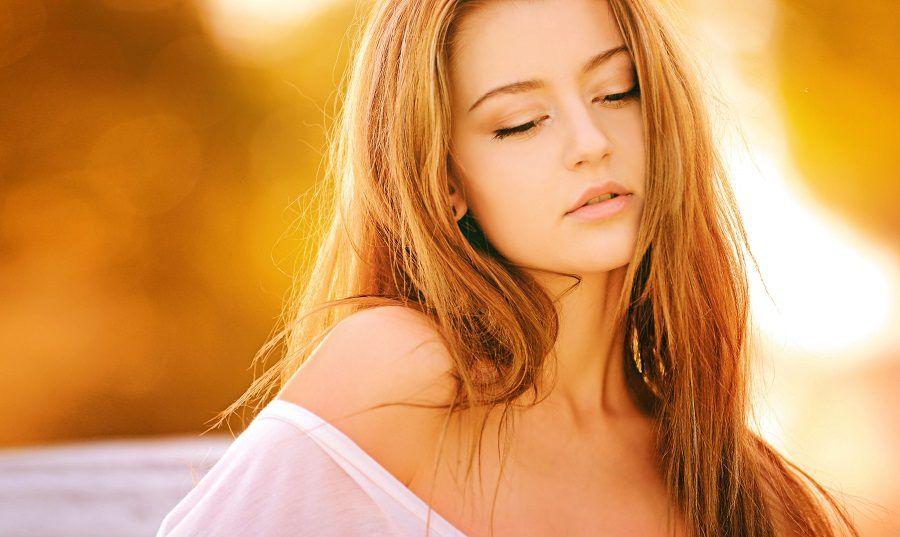 Capelli sani, lucidi e senza forfora secca