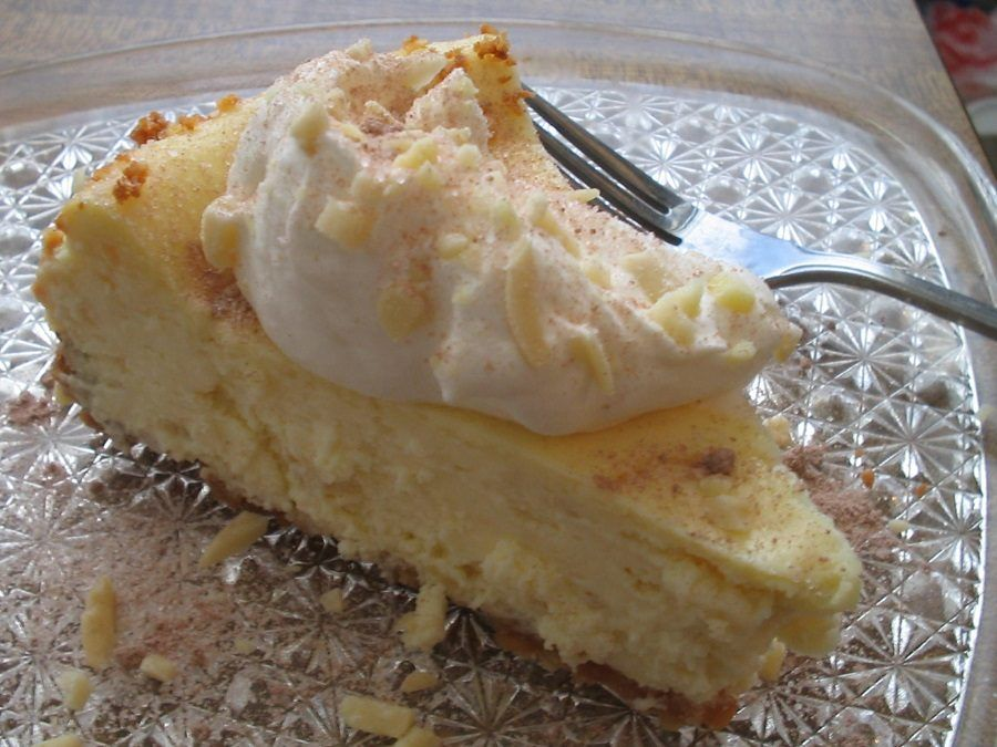 Con che ingredienti sarà fatta questa Cheesecake?