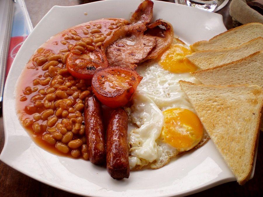 Troppo ricca la colazione in stile inglese?