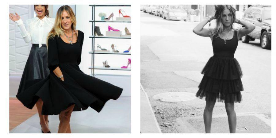 Little Black Dress - SJP Collection