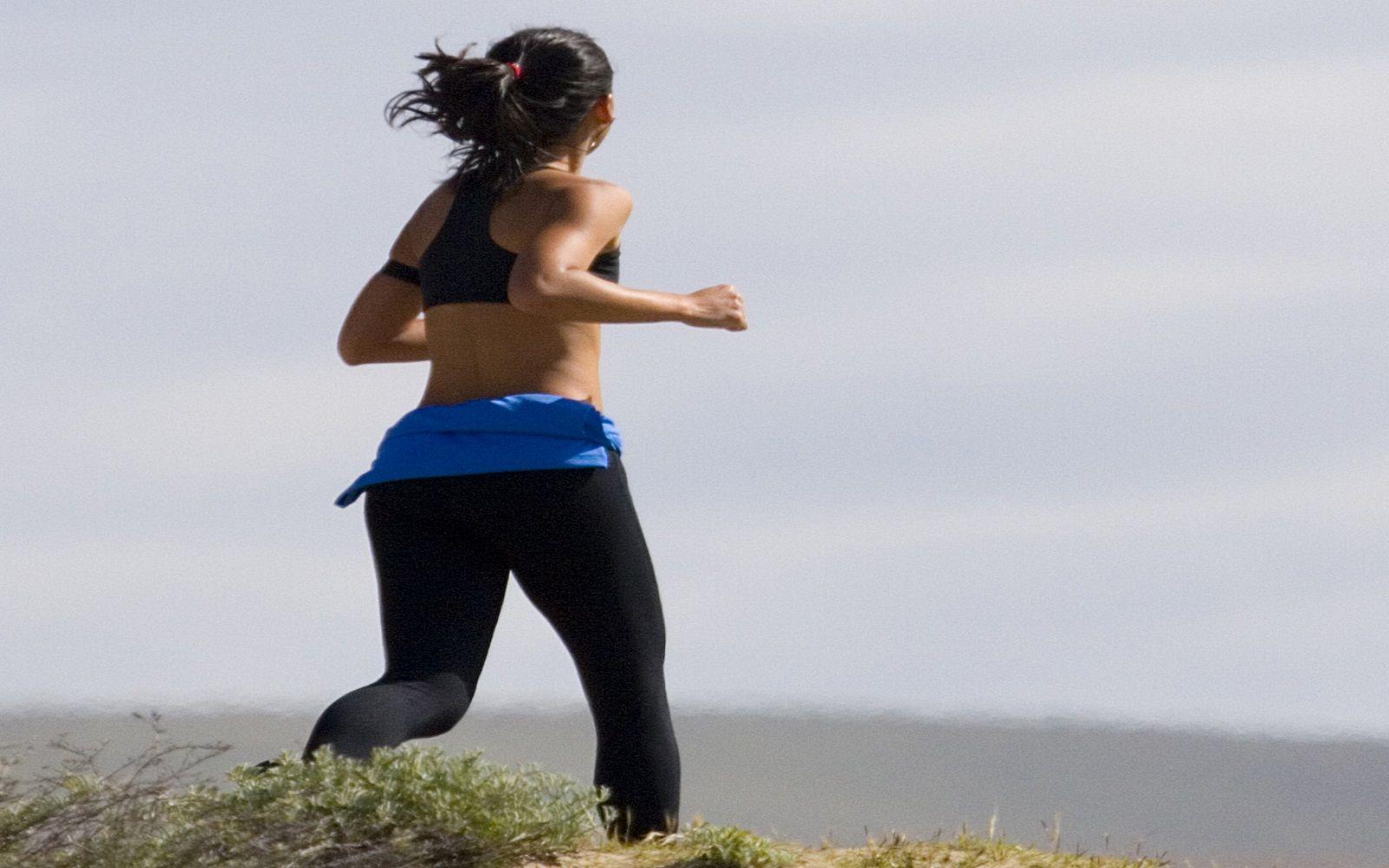 Correre e meditare, la nuova tendenza del wellness
