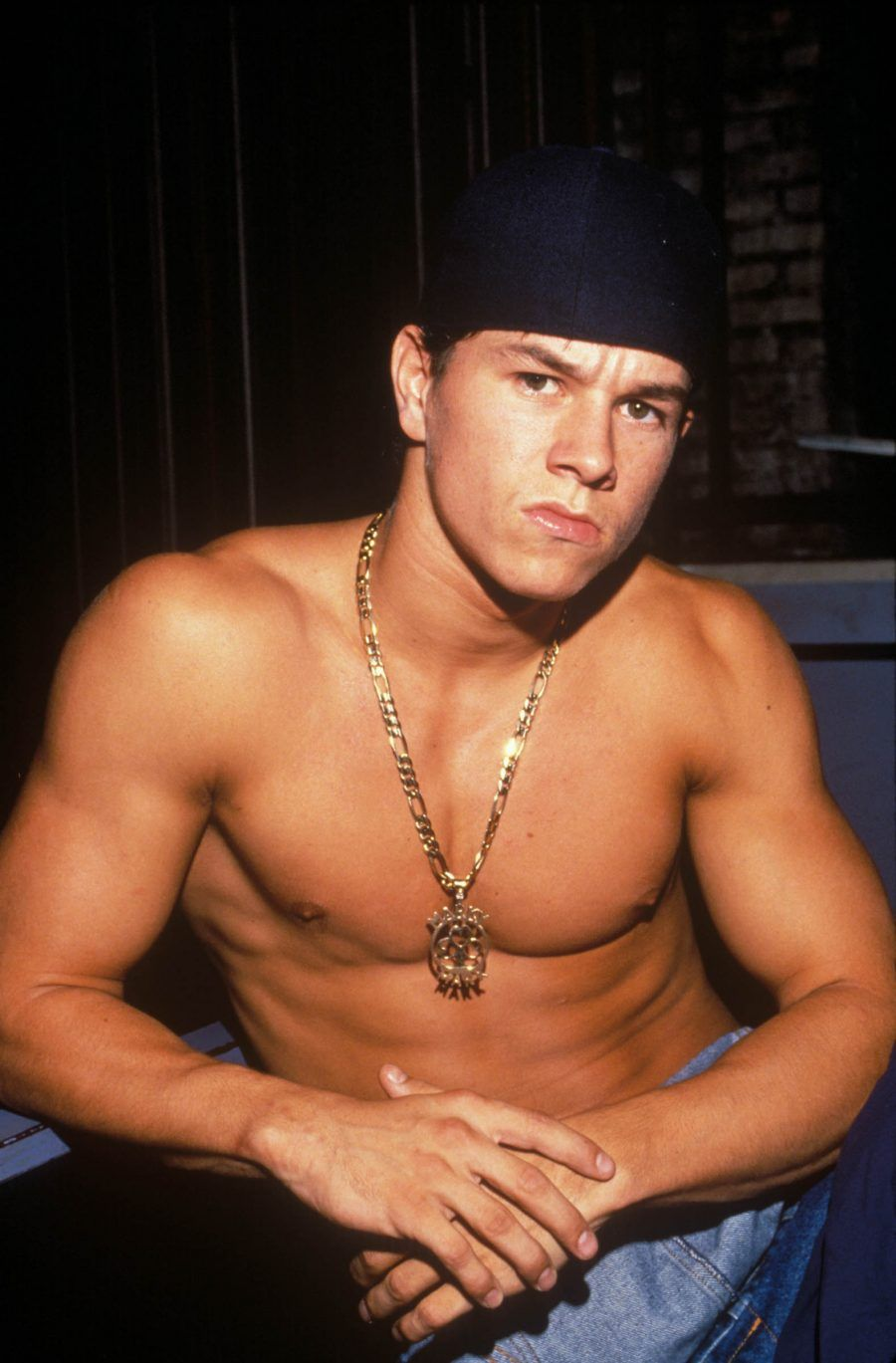 Mark Wahlberg giovane cantante rap