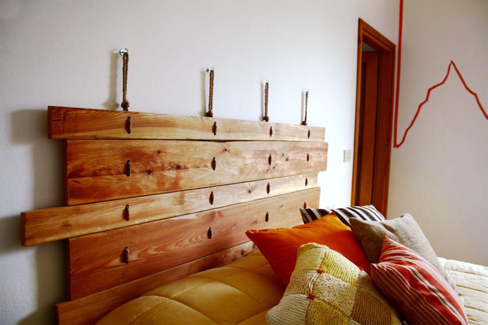 Idee creative per testiere del letto fai da te - Immagine 609116 ...