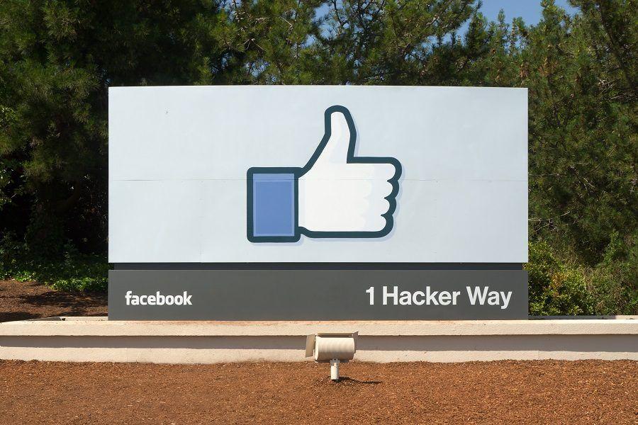 La sede di Facebook a Menlo Park