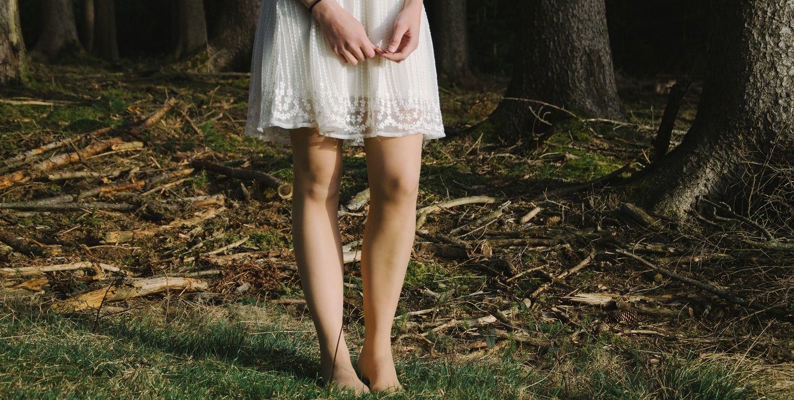 Cosa fare se la pelle delle gambe è secca e squamosa?