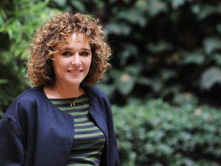 Foto IPP/Gioia Botteghi Roma 16/01/2015  presentazione del film IL NOME DEL FIGLIO nella foto Valeria Golino