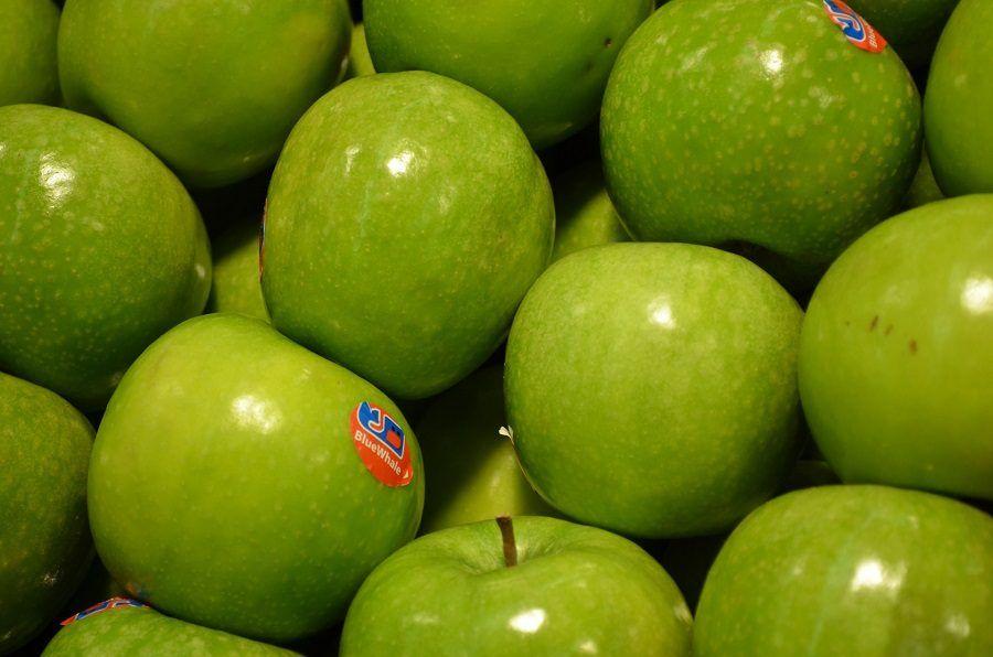 Dovete usare le mele Granny Smith