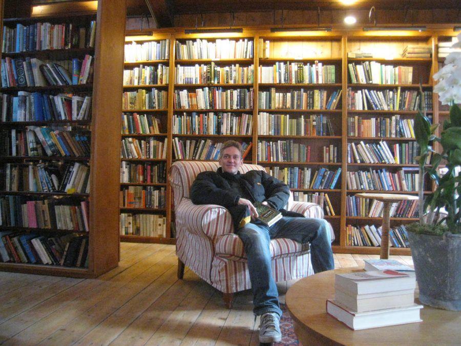 Una libreria a Hay-on-Wye