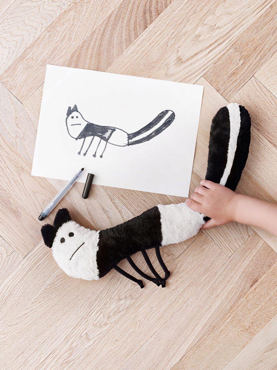 L'immaginazione dei bambini è senza limiti...