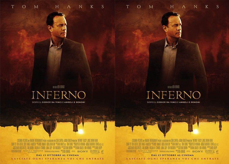 La locandina del film Inferno