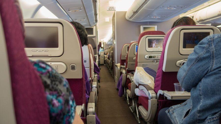 Affrontare la paura di volare con una App