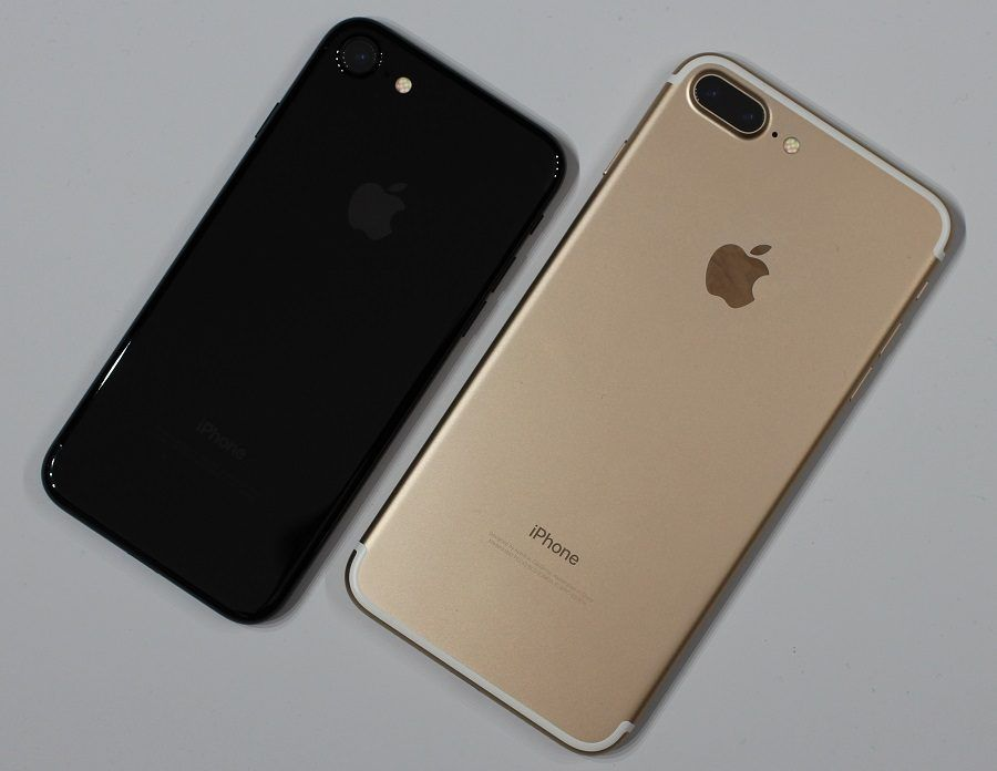 iPhone 7 e iPhone 7 Plus