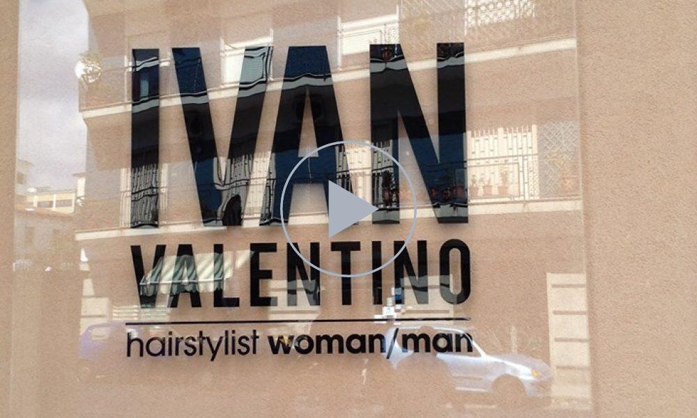 Ivan Valentino Hairstylist