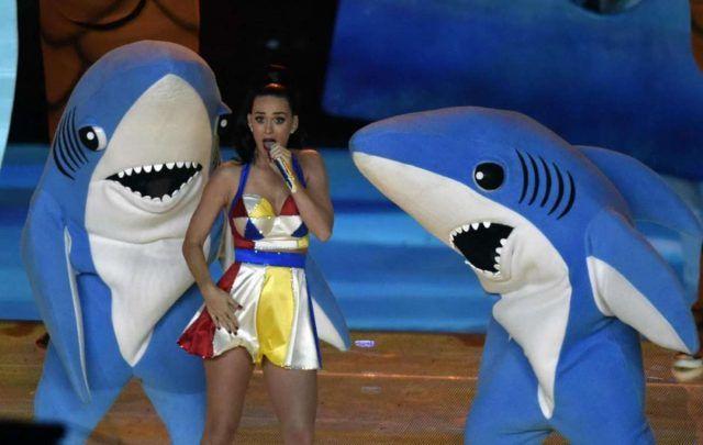 Katy Perry al SuperBowl 2015