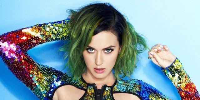 Look punk per Katy Perry