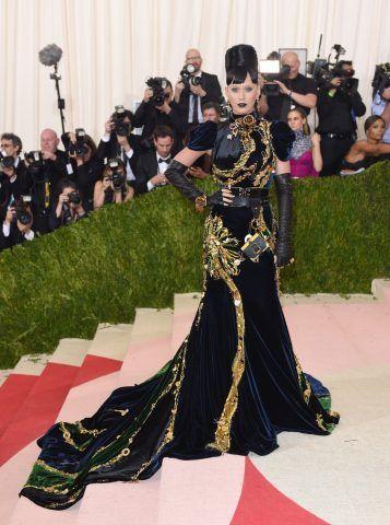 Katy Perry al Met Gala