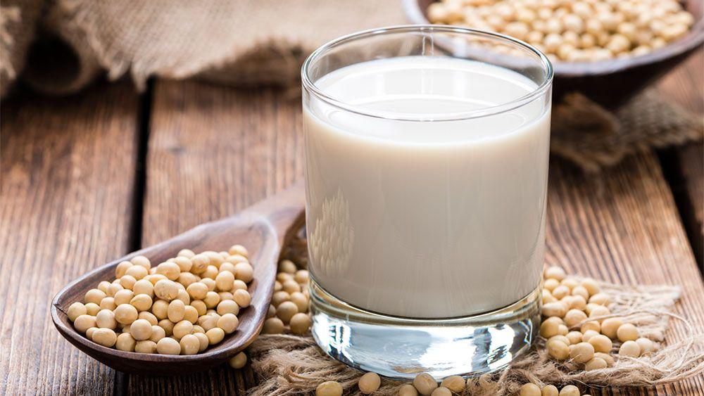 Sì o no al latte di soia?