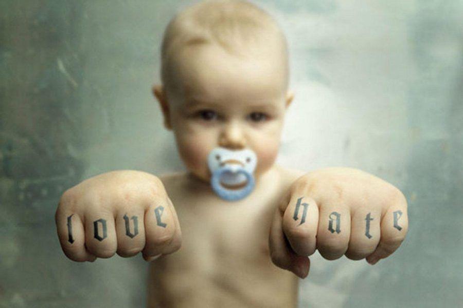 ...gioie e dolori del diventare madre...