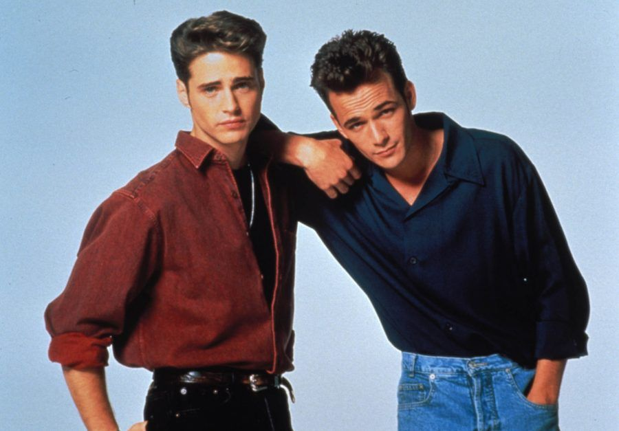 Dylan e Brandon