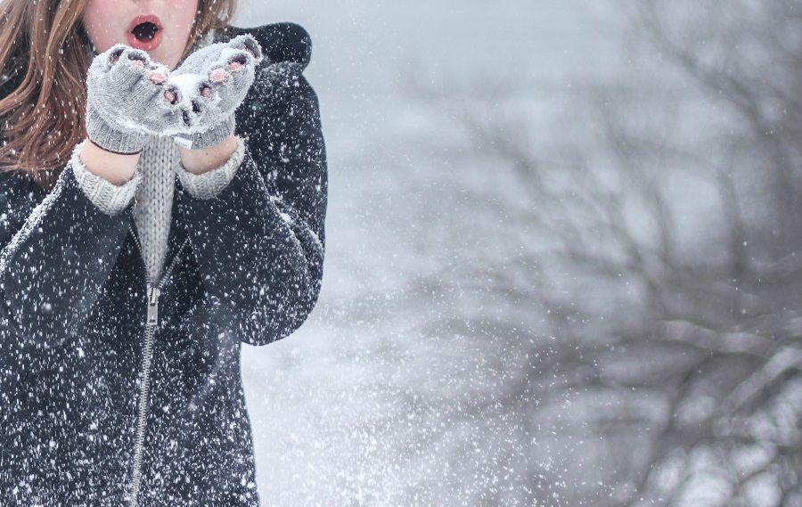 Combattere le mani fredde con i guanti
