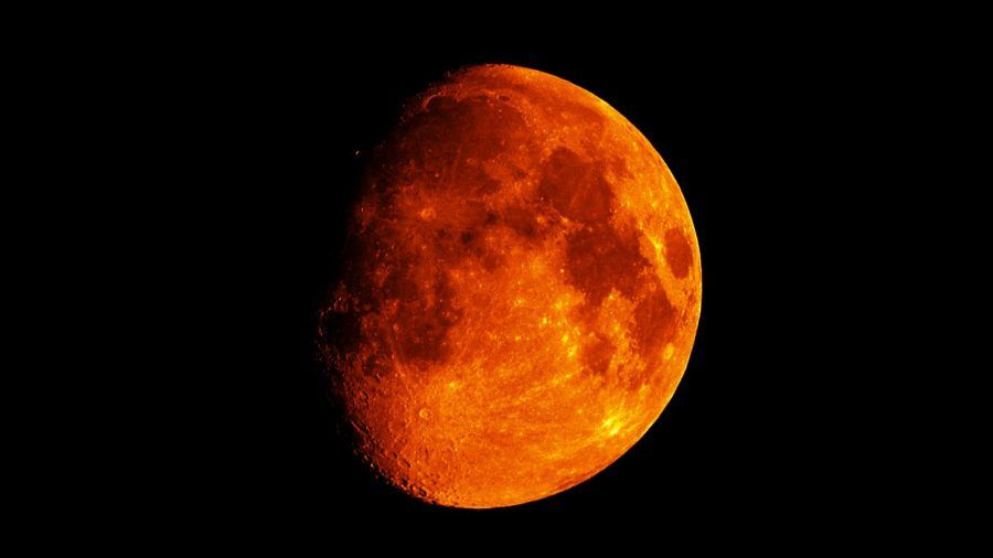 Marte, il pianeta rosso