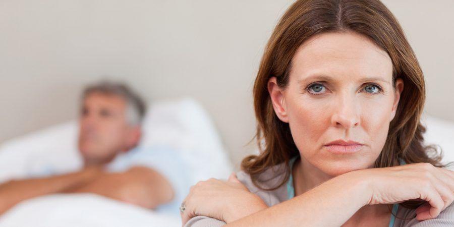 Il sesso cambia in menopausa