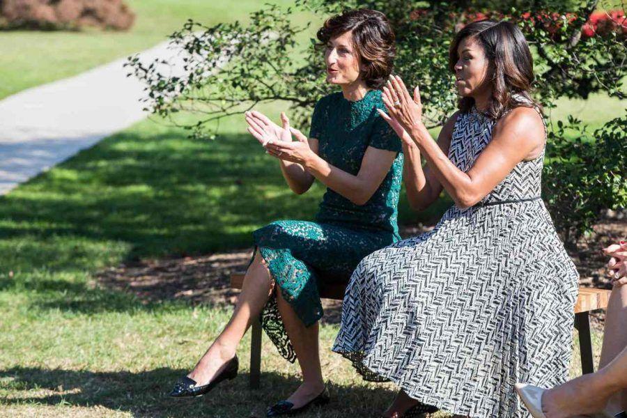 Il look da giorno delle due first lady