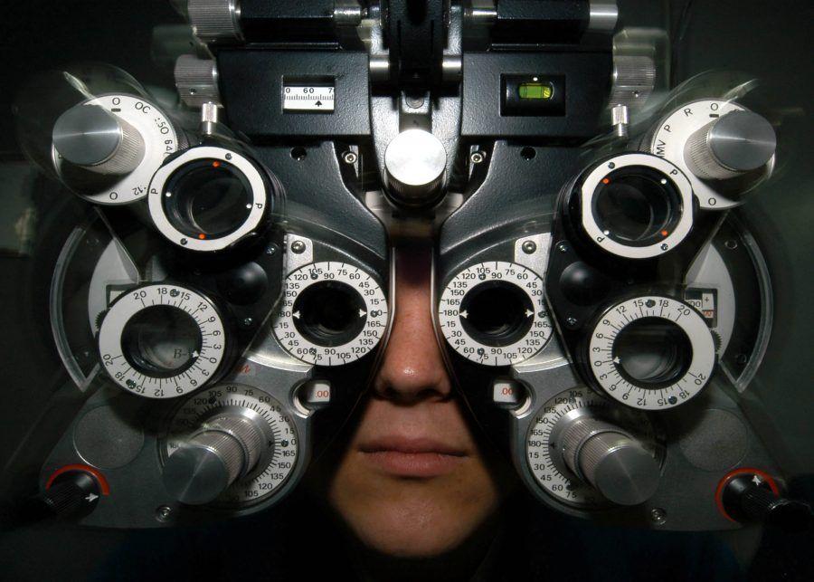 L'astigmatismo è diasgosticabile tramite visita dall'oculista