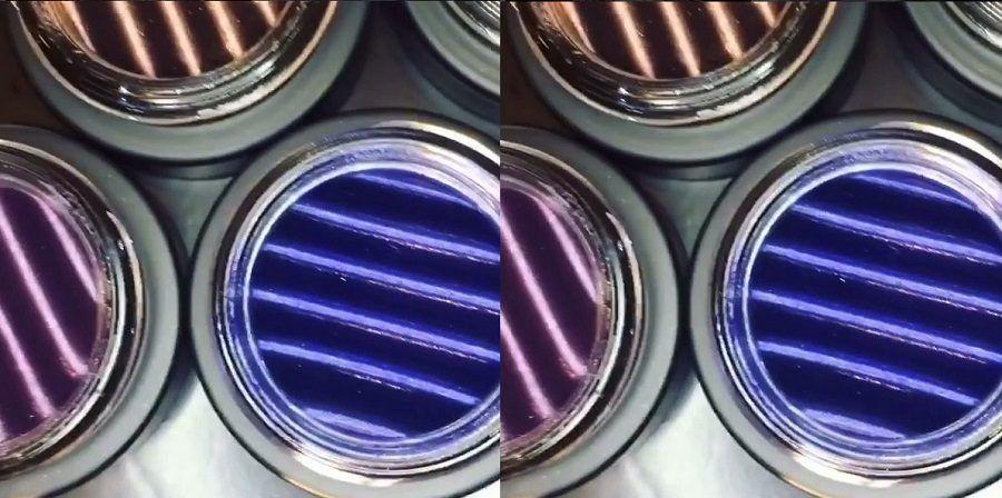 Gli ombretti magnetici di Mac Cosmetics