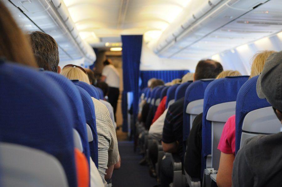 Anche in aereo possono tapparsi le orecchie