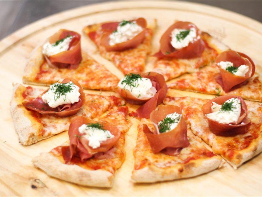 Buona la pizza gourmet!