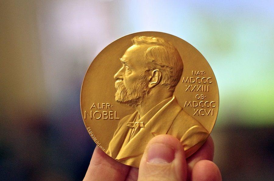La medaglia per il Premio Nobel per la Chimica