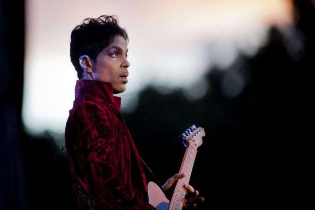Prince, cantante